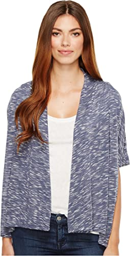 B Collection by Bobeau - Helena Stripe Cardigan