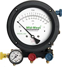 mid west instrument backflow test kit 845 5