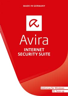 Avira Internet Security Suite 2016 | 1 PC | 3 Year | Download [Online Code]