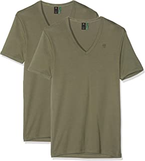 efabb9e90 Amazon.es: BASIC V NECK Camiseta básica