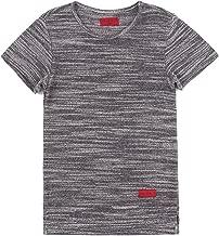Mark Hi/Lo Short Sleeve Tee (Graphite)-Unisex