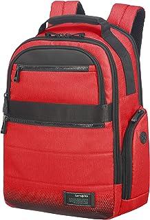 Samsonte Cityvibe 2.0 - Mochila para portátil pequeño, 41 cm, 17,5 litros, color rojo