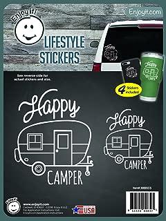happy camper vinyl