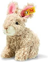Steiff 080517 Mummel Rabbit Plush Animal Toy, Beige