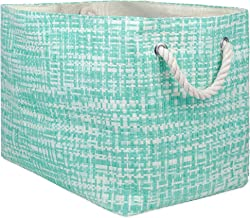 DII Oversize Woven Paper Storage Basket or Bin, Collapsible & Convenient Home Organization Solution for Office, Bedroom, C...