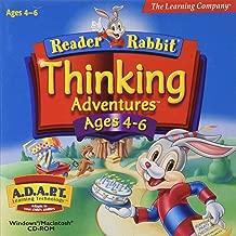 READER RABBIT THINKING ADVENTURE