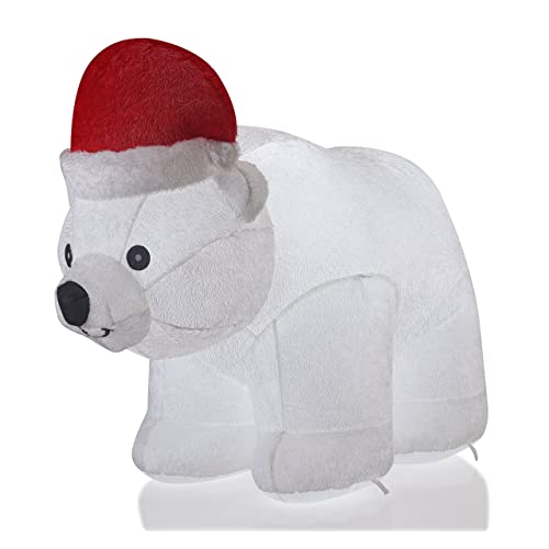 Polar Bear Christmas Decorations Amazon Com
