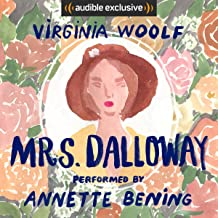 mrs dalloway audible