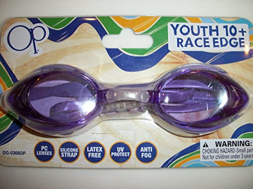 Racer's Edge Adult Goggle (Couleurs Styles Vary)