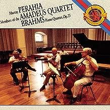 Brahms: Quartet No. 1, Op. 25 for Piano & Strings ~ Amadeus Quartet