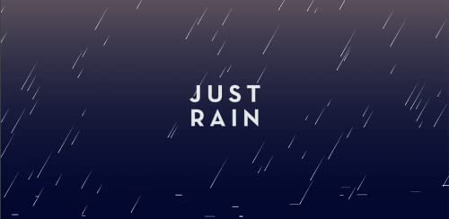 『Just Rain』のトップ画像