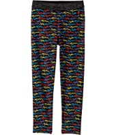Stella McCartney Kids - Scribble Logo Leggings (Toddler/Little Kids/Big Kids)
