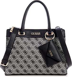 GUESS womens Sosie Status Satchel HANDBAGS