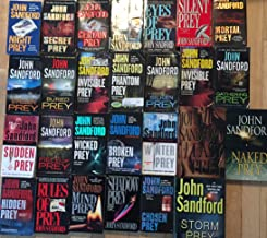 Prey Novel Series by John Sandford 24 Book Set