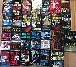 Prey Novel Series by John Sandford 24 Book Set