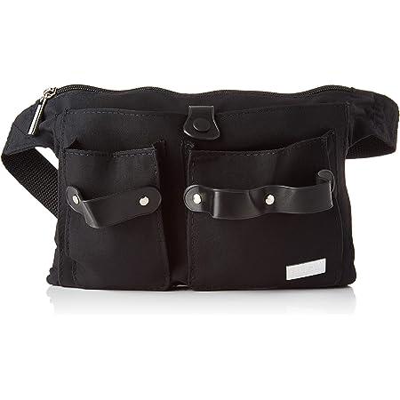 Trend Design - Cinturón con bolsillos para instrumentos de peluquería, negro, 1unidad