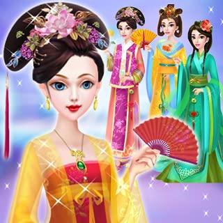 Chinese Doll Makeup Salon - Girls Fashion Doll Spa