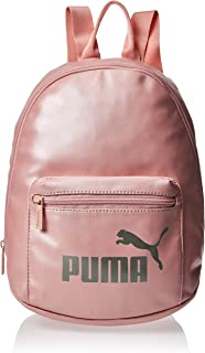 Puma Wmn Core Up Archive Backpack Pink Bag For Women, Size One Size