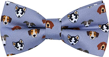 dog with bow tie brand
