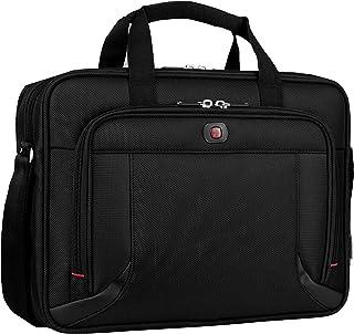 Wenger 600649 Prospectus Laptop Briefcase, Black, 15 L Capacity
