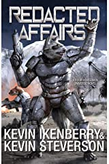 Redacted Affairs (Rise of the Peacemakers Book 1) Kindle Edition