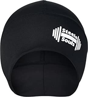 | Skull Cap - Helmet Liner - Running Hat - Cooling Hat | Moisture Wicking Beanie to Keep Your Head Cool