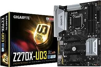 GIGABYTE GA-Z270X-UD3 LGA1151 Intel Z270 2-Way SLI ATX DDR4 Motherboard