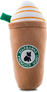 Haute Diggity Dog Starbarks Coffee Collection | Unique Squeaky Plush Dog Toys – Canine Caffeine Your Dog Can Handle!