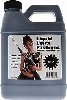 Best black liquid latex mask Reviews