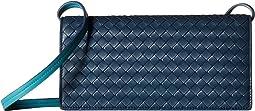 Bottega Veneta - Intrecciato Crossbody Wallet