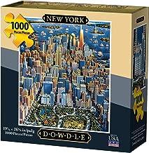 Dowdle Jigsaw Puzzle - New York - 1000 Piece