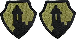 1st Mission Support Command Multicam Patch-2 PACK