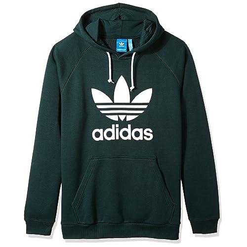 edbc1f9ae92f adidas Originals Men s Trefoil Hoodie