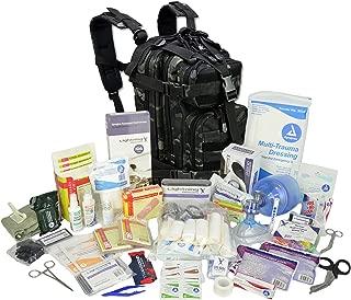 Lightning X Stocked EMS/EMT Trauma & Bleeding First Aid Responder Medical Backpack + Kit