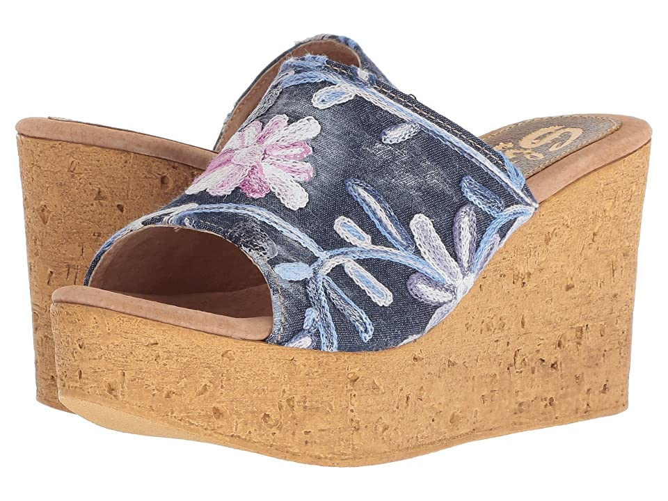 Sbicca Pimlico (Denim) Women