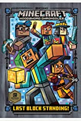 Last Block Standing! (Minecraft Woodsword Chronicles #6) (A Stepping Stone Book(TM)) Kindle Edition