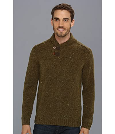 Fjallraven Lada Sweater (Dark Olive) Men