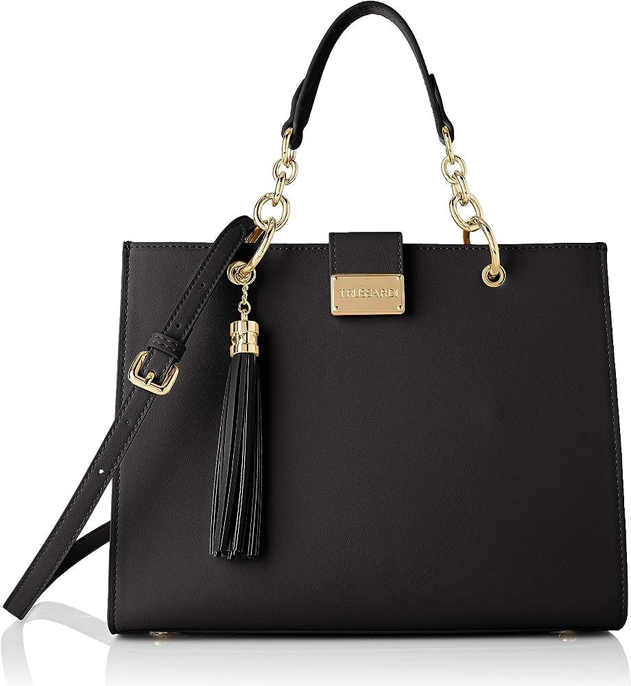 Trussardi jeans handbag borsa a spalla da donna 75B009769Y099999