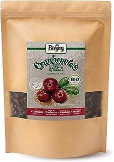Biojoy Arándanos rojos BÍO, dulzura de fruta natural del