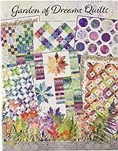In The Beginning Fabrics ITBJYLBK Garden of Dreams Quilts Book