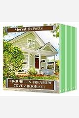 Trouble in Treasure Cove 7-Book Cozy Mystery Set (Treasure Cove Cozy Mystery Bundles 5) Kindle Edition