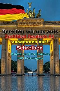 deutsch brief schreiben a1