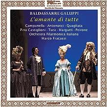 Linda Campanella; Paola Antonucci; Paola Quagliata - L'amante Di Tutte (2019) LEAK ALBUM