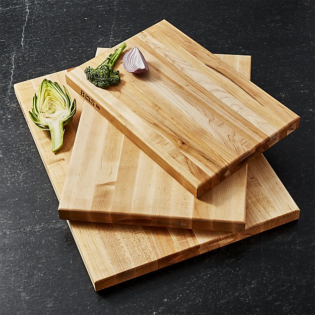John Boos Maple Cutting Boards | Crate and Barrel