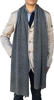 Sciarpa Uomo Invernali, Sciarpa Grande Uomo 100% Cashmere