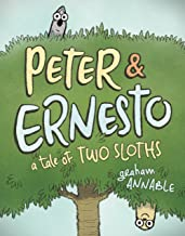 peter & ernesto a tale of two sloths