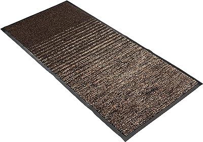 DANDY Combiclean Hallway Runner Scraper Absorbent Mat, Polypropylene, Brown, 150 x 90