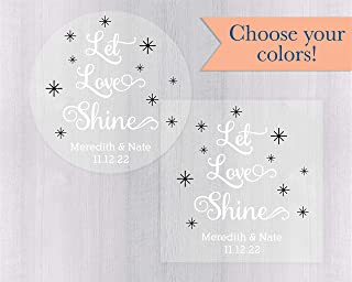 let love shine candles