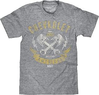Chevrolet American Made Men's Licensed T-Shirt