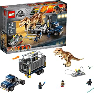 LEGO Jurassic World T. Rex Transport [75933
